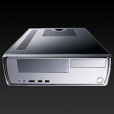 Antec Piano Black Slimline Low Profile MINUET 350 microATX PC Case