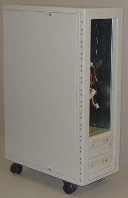 14 bay drive enclosure, external case for drives,