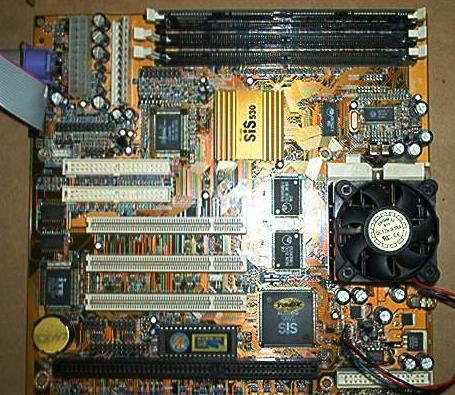 SIS 5595 MOTHERBOARD DRIVER DOWNLOAD FREE