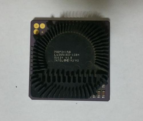 Intel PODP3V150 overdrive