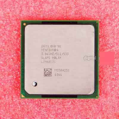 Intel SL6PG 3.06GHz/512/533