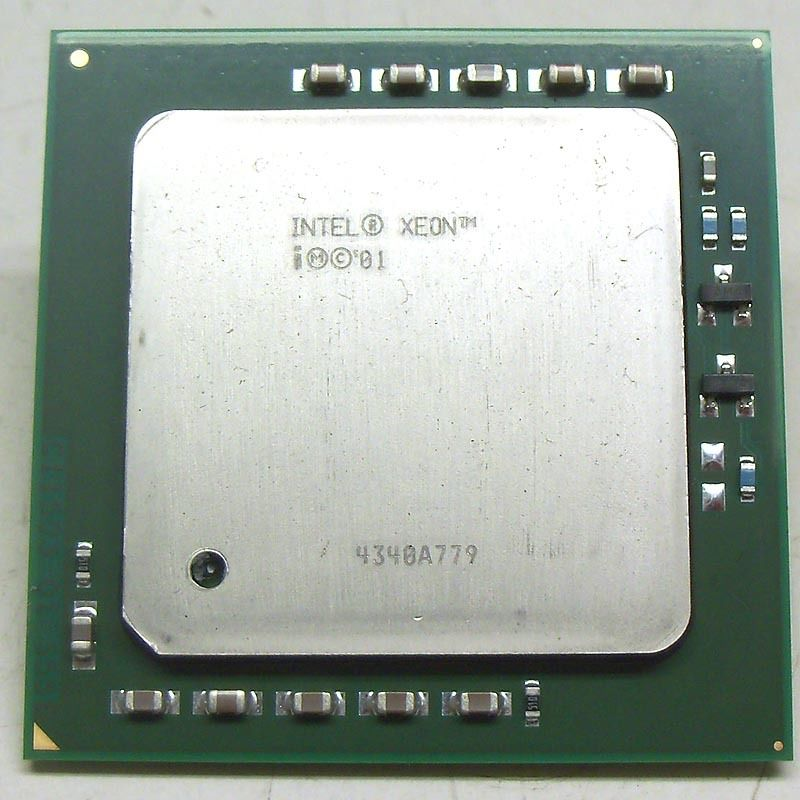 2.800DP/512/533/1.50V SL6VN Socket 604 Xeon