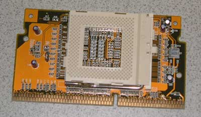 Supermicro P6SBA motherboard - slot 1 motherboard with 3 ISA slots ...