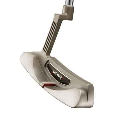 Acer i-Sight Putter Anacapa, Sight Putter, CNC milled