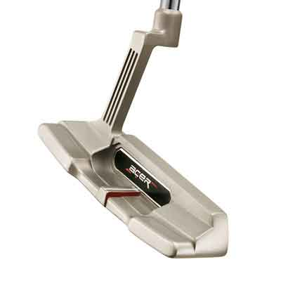 Acer i-Sight Putter Santa Barbara, Sight Putter, CNC milled