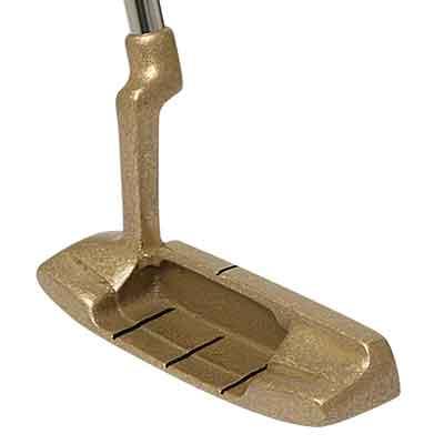 Brass Putter
