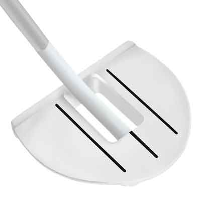 Edge T-Balance 05 Belly White Putter
