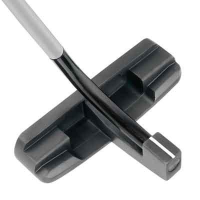 Edge T-Balance Black Putter