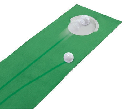 Perfect Line Putting Mat training aids