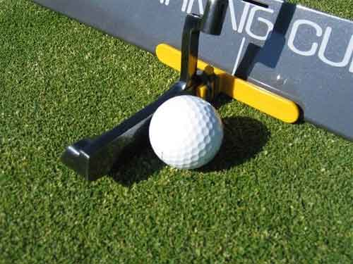 Putter Guide Training aids