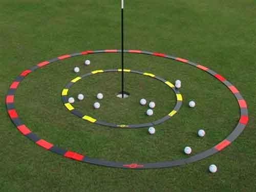 Target Circles Practice Target