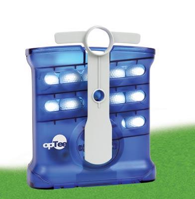 automatic ball dispenser - optee - ball machine - ball dropper