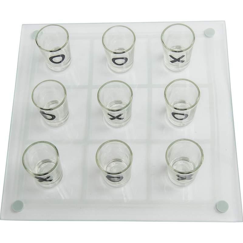 Shot Glass Tic-Tac- Toe Game