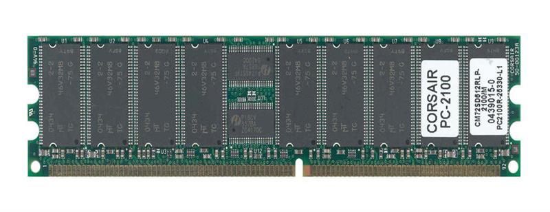 Corsair CM72SD512RLP-2100/M