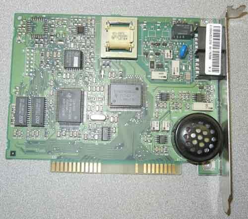 US Robotics 1.012.0411-A 8 bit ISA modem