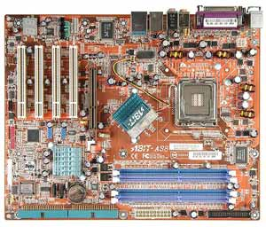 ABIT AS8-3rd Eye  Motherboard Socket�775,Pentium 4,Pentium 4 EE,Pentium XE,Celeron D,865PE chipset,4 PCI,DDR,Onboard Audio,Lan,IDE,SATA,RAID,ATX Form Factor