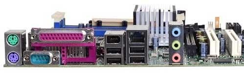 Intel D945GNT Motherboard,