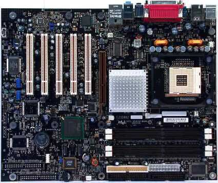 Intel D865PERL motherboards