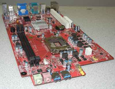 MSI MS-7744 motherboard