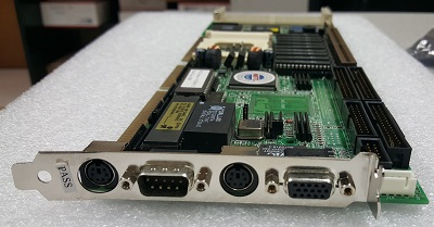 SBC card for ISA slots. Socket 5 - for low power applications