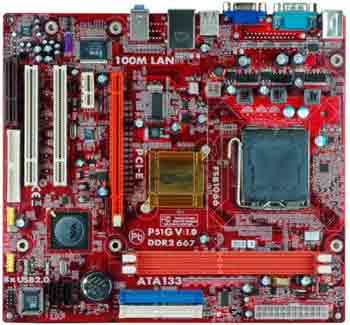 Pcchips P51G (V1.0) Driver for Windows Download