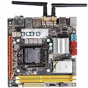 Zotac H67 WiFi [H67ITX-C-E] Motherboard