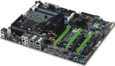 ZOTAC nForce 780i Supreme Windows 7 64-BIT