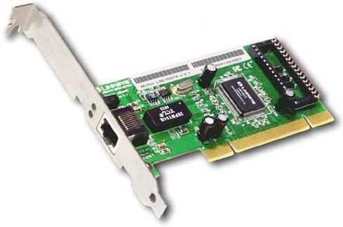LAN Ethernet 10/100 card