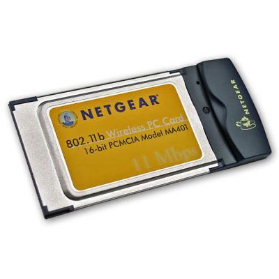Ma401 driver card netgear pc wireless