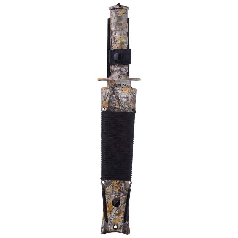 MOSSBERG Camo Survival Knife