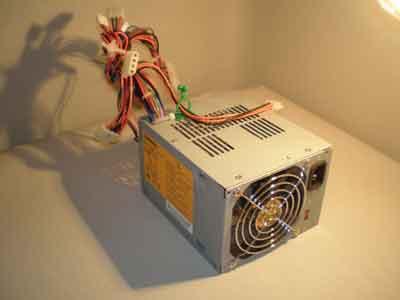 Compaq-277910-001 power supply, PS-6221-2CF
