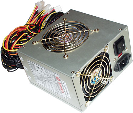 Enermax EG651P-VE power supply 24p