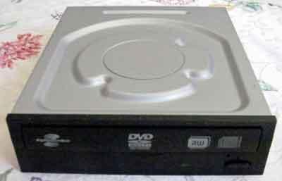 Lite-on iHAS224-06 Y dvd burner lightscribe
