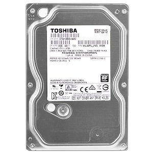 Toshiba DT01ABA100V 1 Terabyte SATA Hard Drive