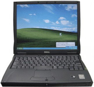 Dell Latitude PP01L C600