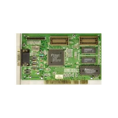 video cards pci: